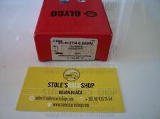 GLYCO CONNECTING ROD BEARINGS FIAT 128 X1/9 UNO TURBO PUNTO GT ZASTAVA 0.50mm
