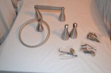 Delta Foundations 3-Piece Bath Accessory Kit in Stainless Steel  FND63-SS