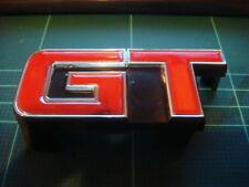 TOYOTA COROLLA KE70 TE71 GT FRONT GRILL EMBLEM NEW
