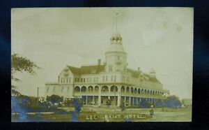 Fitzgerald, GA - RPPC - Lee - Grant Hotel