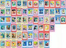 Sailor Moon - S Film Collection Regular Card SET of 64 [GD-EX] Uranus Neptune