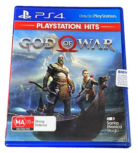 God of War Sony PS4 Playstation 4 *Brand New Shop Sealed*