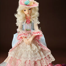Dollmore 1/4 BJD doll clothes outfits MSD - Angels Dress Set (Pink)