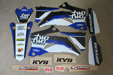 FX TEAM 22 RACING GRAPHICS YAMAHA YZ250F YZ450F  YZF250 YZF450 2006  2007