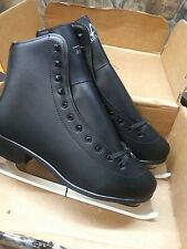 AMERICAN ATHLETIC SHOE Size 13 Tricot Lined Figure Skates Ice Skating Unisex *BB