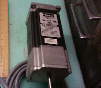 USED, PARKER TS SERIES 1.8 COMPUMOTOR STEP MOTOR MODEL TS33B-DKNPS