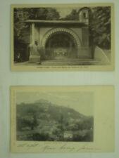 CUNEO PROVINCIA-MANTA-MONTA' D'ALBA-LOTTO 2 CARTOLINE-O9D-S64705