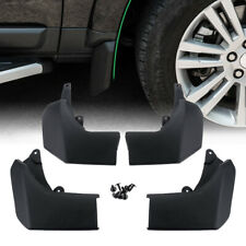 PCS FRONT REAR MUD FLAPS SPLASH GUARD MUDFLAPS SET FOR LAND ROVER    +