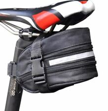Mountain Bike Saddle Bag Back Seat Bicycle Seat Pack Scalable Package
