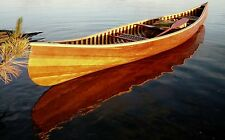 Redwood Cedar Strip Canoe - Langford 60th Anniversary Legacy Addition - $5000