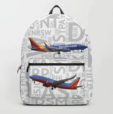 Southwest Airlines 737 - Backpack