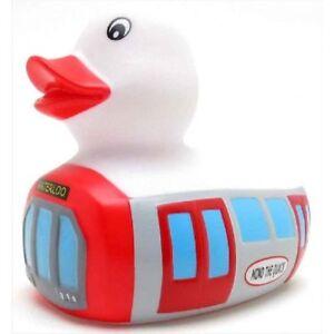 Underground London Tube Train Rubber Duck   UK Seller