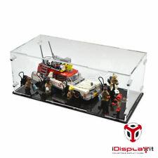 Acryl Vitrine für Lego 75828 Ghostbusters Ecto 1 & 2 - NEU