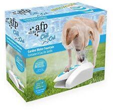 Dog Summer Fountain Paw Interactive Toy Garden Water Splash Cool Sprinkler Hose