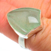 Prehnite 925 Sterling Silver Ring Size 6.25 Ana Co Jewelry R62458F
