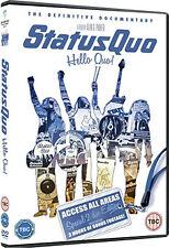 STATUS QUO - HELLO QUO COLLECTORS EDITION - DVD - REGION 2 UK