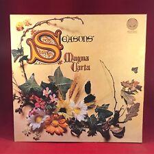 MAGNA CARTA Seasons UK Vinyl LP EXCELLENT CONDITION