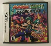 Mario & Luigi: Partners in Time (Nintendo DS, 2005)
