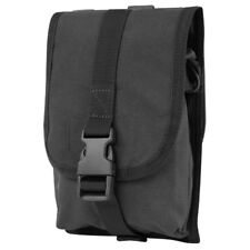 CONDOR TACTICAL SMALL UTILITY POUCH MOLLE SYSTEM AIRSOFT POLICE SECURITY BLACK