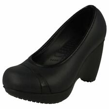 Crocs Synthetic High (3-4.5 in.) Women's Heels
