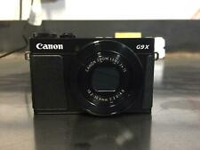Canon PowerShot G9 X Mark II 3in LCD Compact Digital Camera Only  - Black #1