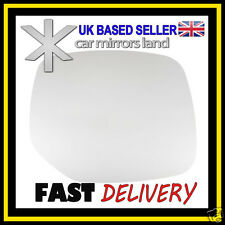 Right Driver Wing Mirror Glass Replacement CITROEN BERLINGO 1996-2007 Stick ON