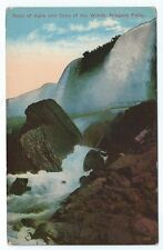 Vintage Postcard, Rock of Ages and Cave of the Winds, Niagara Falls, Unposted.