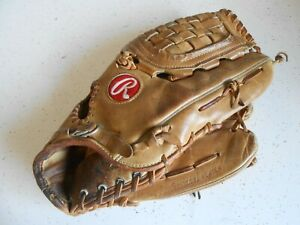 "Rawlings Pro-BF Gold Glove Heart of the Hide Baseball Glove Mitt 12"" RH"