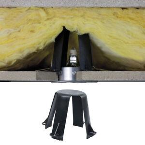 LED Abstandhalter Hitzeschutz Distanz für Hohldecken Deckenspots Deckenstrahler