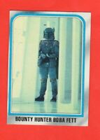 1980 Topps Empire Strikes Back Boba Fett Card # 220 Nrmnt+ B