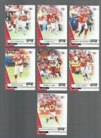 🔥 2020 PLAYOFF Kansas City Chiefs 2020 Super Bowl Team Set MAHOMES -HILL -KELCE