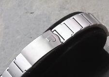 LAST ONE! Solid links vintage Pulsar LED watch bracelet NOS '70s digital LED P4
