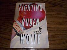 Fighting Ruben Wolfe by Markus Zusak 1st/1st 2000 HC/DJ