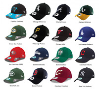 NEW ERA '9FORTY THE LEAGUE' ADJUSTABLE CAP. THE LEAGUE 9FORTY VARIOUS TEAMS