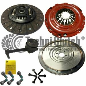 SINGLE MASS FLYWHEEL,CARBON WITH KEVLAR CLUTCH FOR AUDI TT COUPE 2.0 TTS QUATTRO