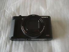 LikeNew SONY CyberShot DSC-HX99 18MB 4K Digital Camera - 30x Zoom