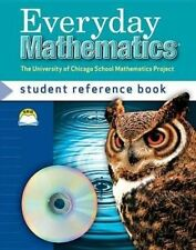 Everyday Mathematics Student Reference Book Grade 5-ExLibrary