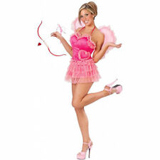 Cupid's Kiss Pink Sexy Fairy Women'S Costume - Hen Party Outfit