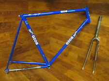 VINTAGE GIOS EVOLUTION LITE STEE TUBING LUGGED ROAD BIKE FRAME SET 57CM
