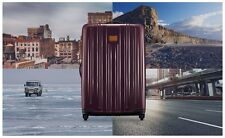 Tumi V3 Continental Carry-On, Merlot NEW COLOR STUNNING! 228061