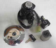 01-07 Honda Shadow Spirit VT750DC IGNITION SWITCH GAS CAP LOCK SET 35010-MCL-000