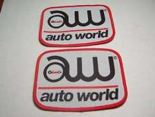 2 New Auto World Patches