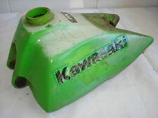 1983 KAWASAKI KX 80 KX80 - gas tank