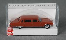 BUSCH 42915 (H0, 1:87) - Cadillac '70 Amerikanische Limousine rotbraun NEUWARE!