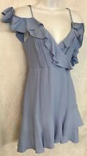 Marjorelle Dress Periwinkles Salsa Dress Size S