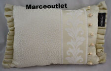 "J. Queen New York Marquis 15"" x 20"" Decorative Pillow Ivory"