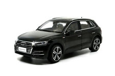 1/18 1:18 Scale Audi Q5L 2018 Black Diecast Model Car Paudimodel