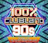 100% CLUBLAND 90'S 4 CD SET VARIOUS ARTISTS