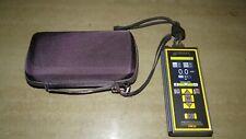 Tramex Professional Ptm 20 Pin Type Moisture Meter Ptm2