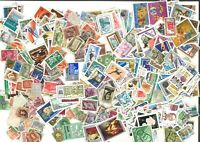 HUNGARY 3000 ALL DIFFERENT CANCELLED TO OTDER CTO STAMPS